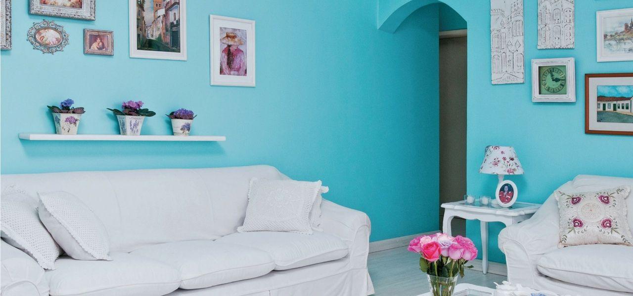 El 2017 llega con nuevas tendencias en colores para pintar paredes de casas y apartamentos - Colores de paredes 2017 ...