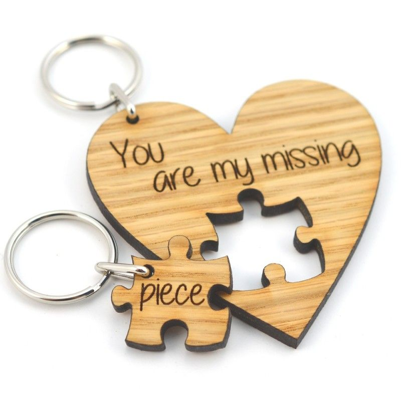 Missing Piece of my Puzzle Cute Jigsaw