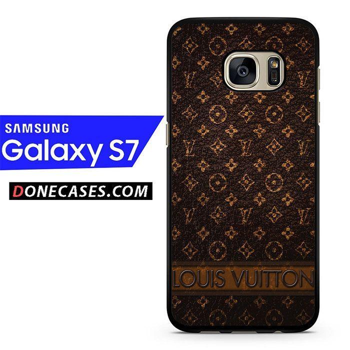 official photos 080e7 796c2 louis vuitton Samsung Galaxy S7 case will create premium style to ...