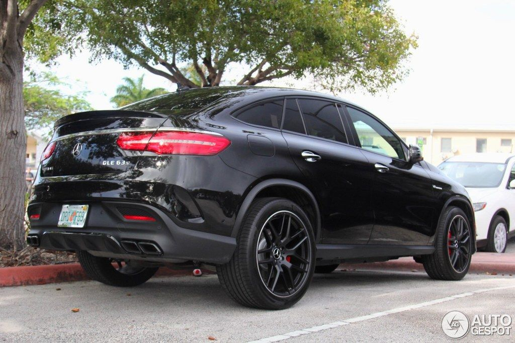 Image Result For Gle 63 Amg Black Rims With Images Mercedes