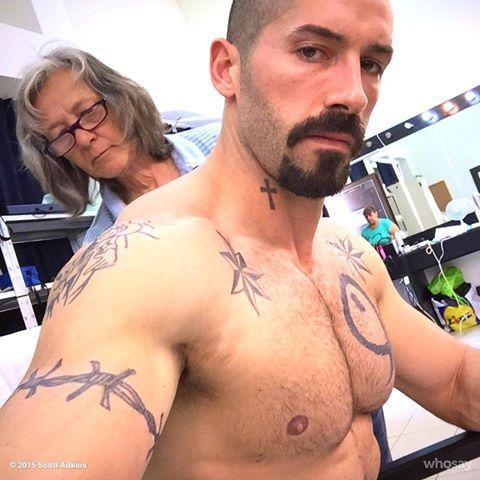 Pin By Vero Davila On S C O T T Scott Adkins Doctor Strange Expendables Tattoo