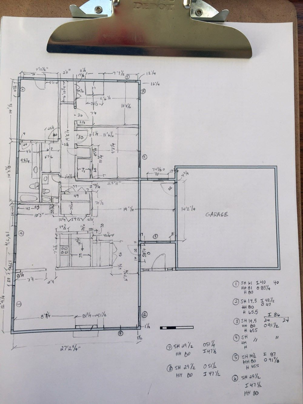 Draw A Floor Plan In Sketchup From