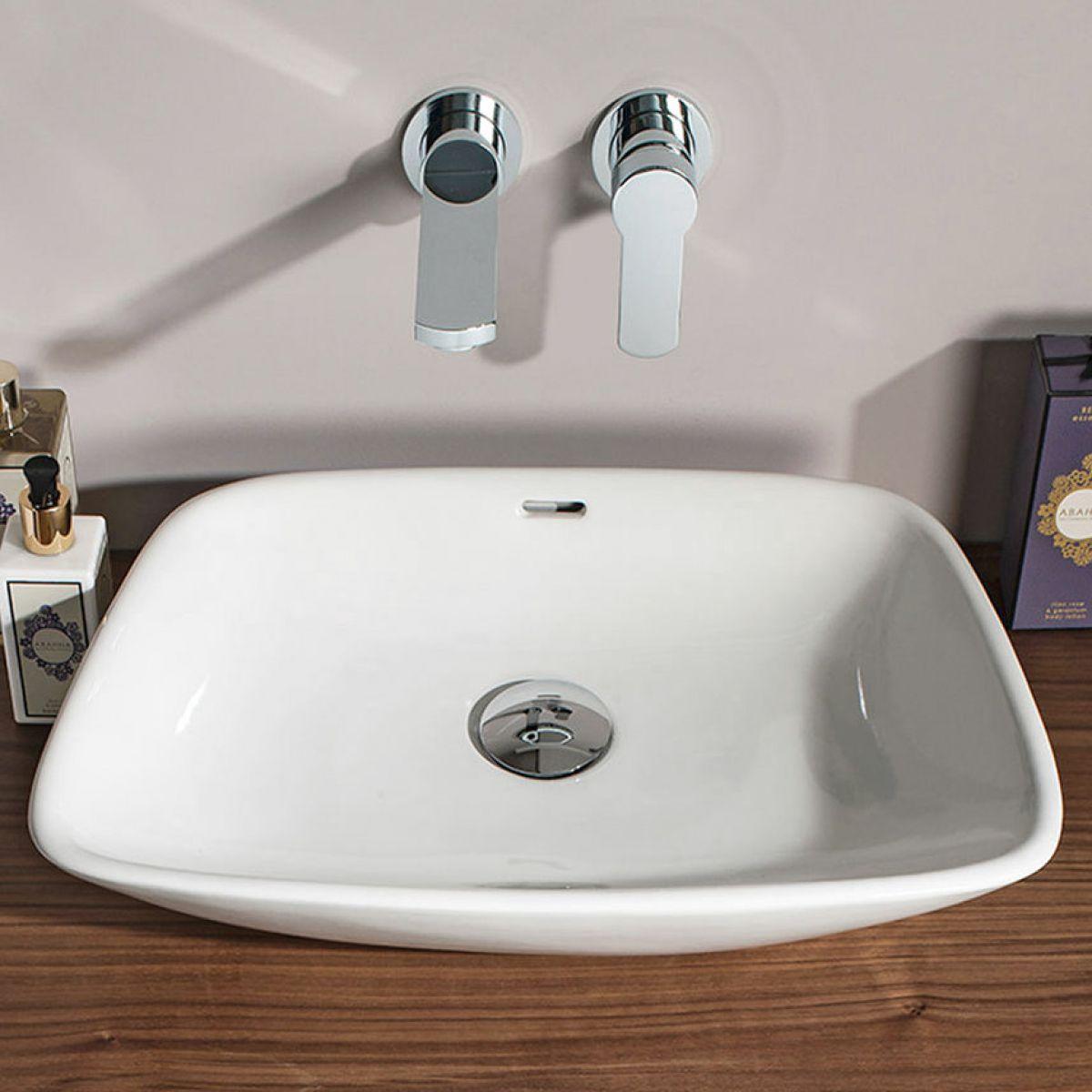 Crosswater Anabel Countertop Wash Bowl Countertop basin
