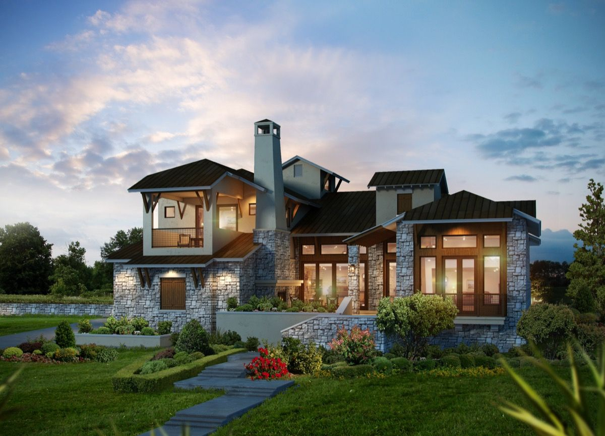 12 Harmonious Country Dream Houses House Plans Dream Country Houses Harmonious Homes Custom Dre In 2020 Dream House Plans Country Real Estate Dream House Rooms