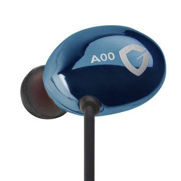 Malleus In-Ear Headphones Cobalt now featured on Fab.