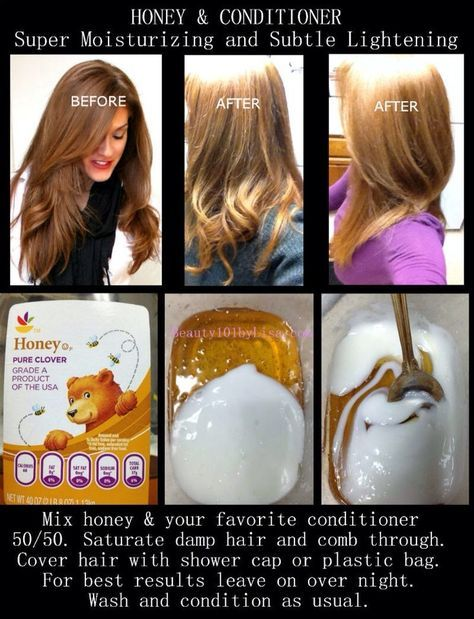 Simple Way To Dye Or Lighten Ur Hair Without Using A Chemical Hair