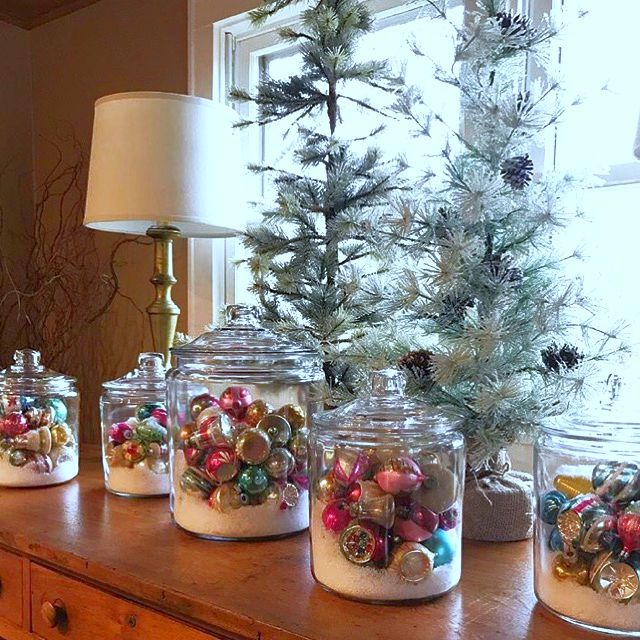 Shiny Brite Christmas - Creative Display Ideas