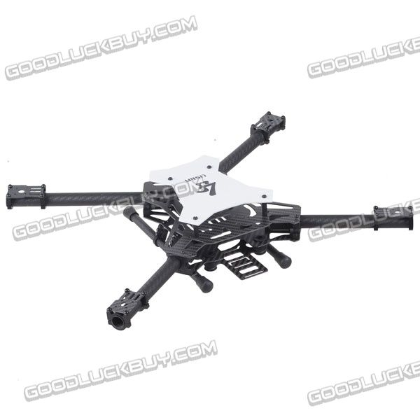 FIND CHEAPER LS-480 450mm Butterfly Alien Carbon Fiber Quadcopter ...
