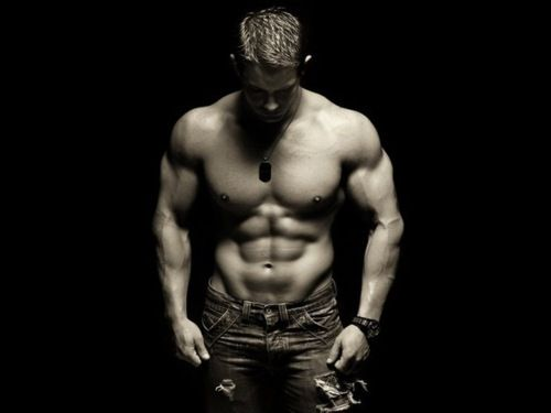 Channing Tatum.. Just to show off his muscles a little more