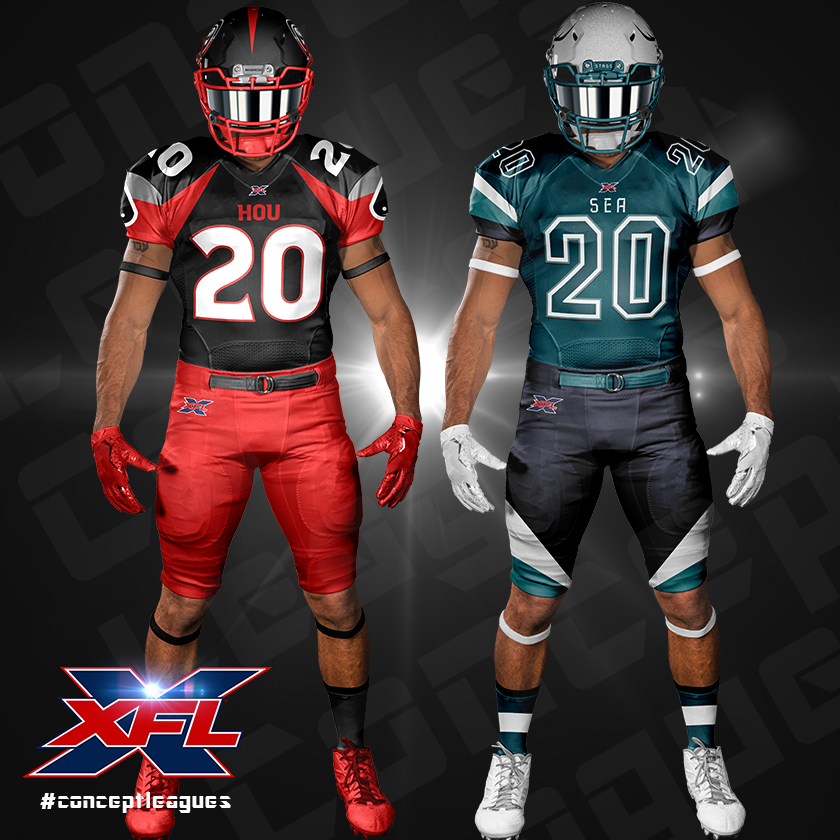 Concept Leagues On Twitter Football Uniforms Arena Football Sports Uniforms