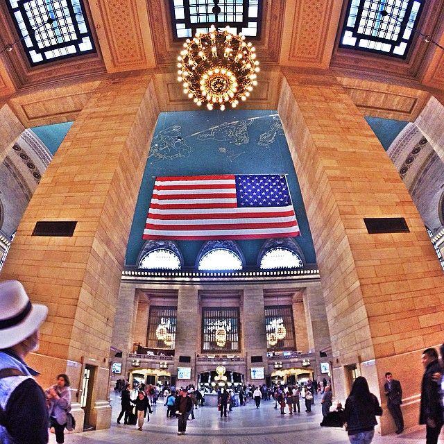 Grand Central Terminal ::: Manhattan ::: NY 🚊🇺🇸