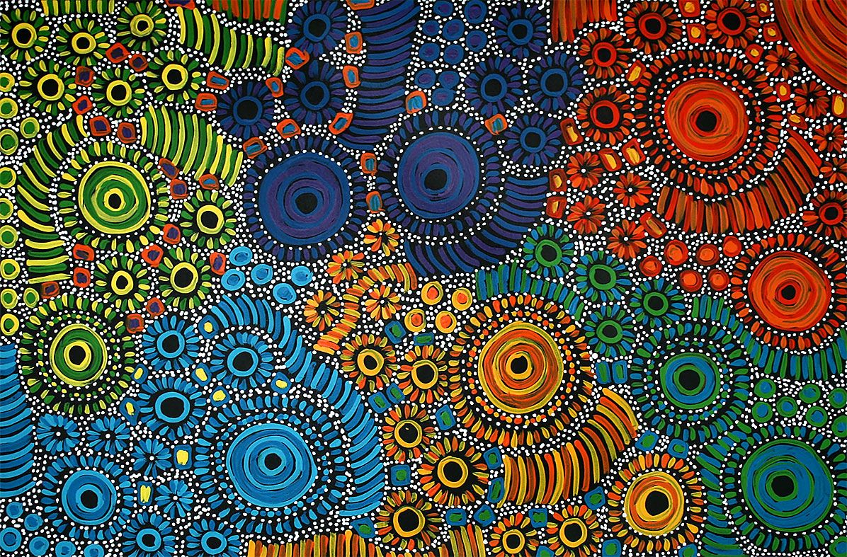 The Artery Aboriginal Art Gallery is based in Sydney