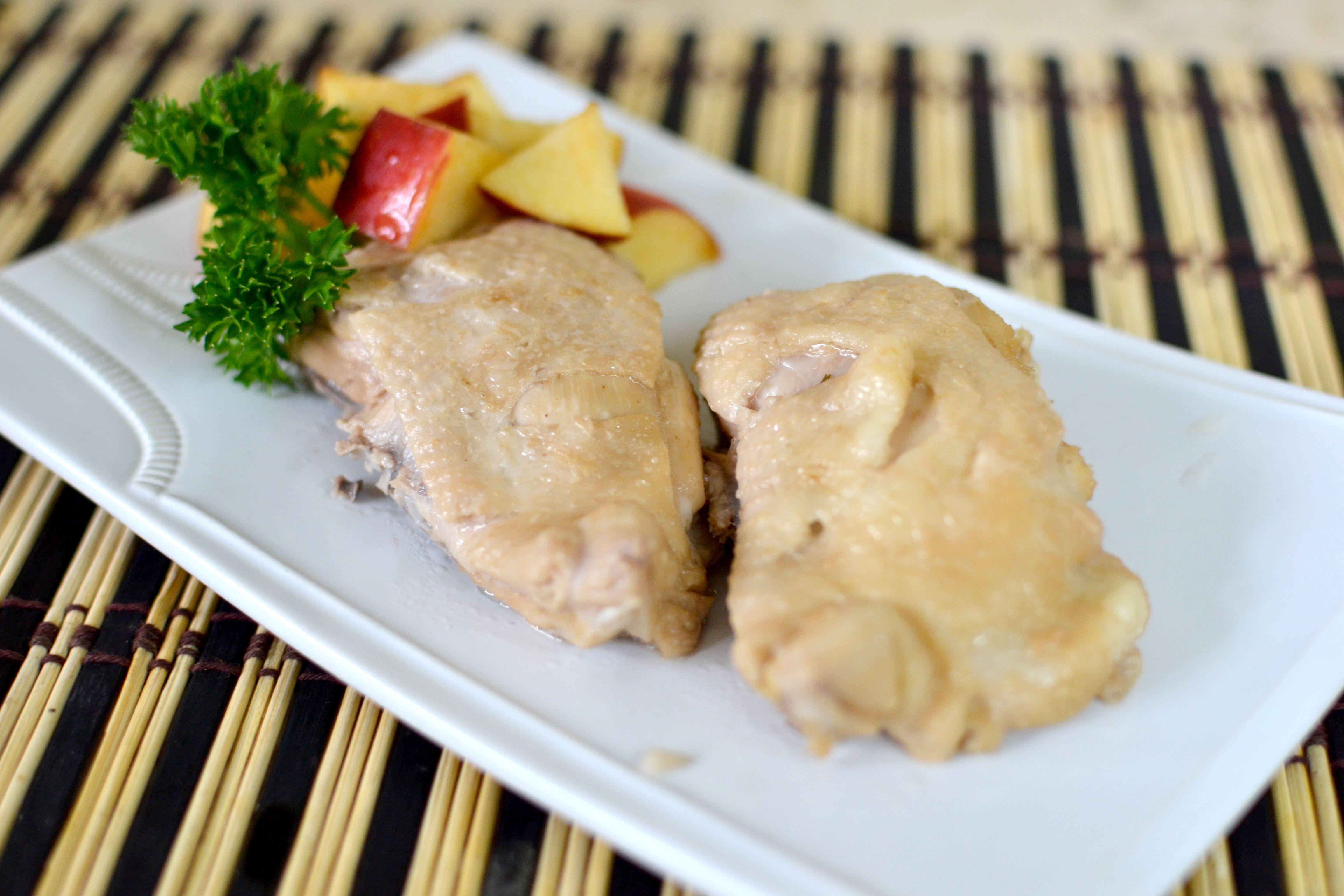 How To Boil Chicken Recipe Boiled Chicken Chicken Thighs Chicken