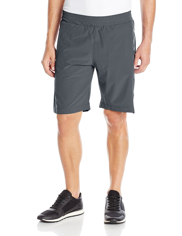 Men's Momentum Strech Woven Short Charcoal C511NXW56RB