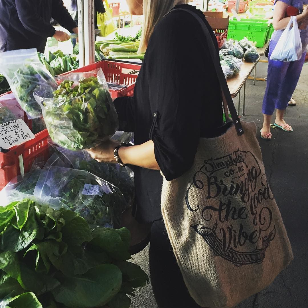Spotted picking up produce for the weekend @lacigalefrenchmarket @simplytotes_and_co Bringing the good vibes reusable tote #lacigale #markets #freshproduce #tote #reusable #sustainability #instadaily #instagood Re-post by Hold With Hope