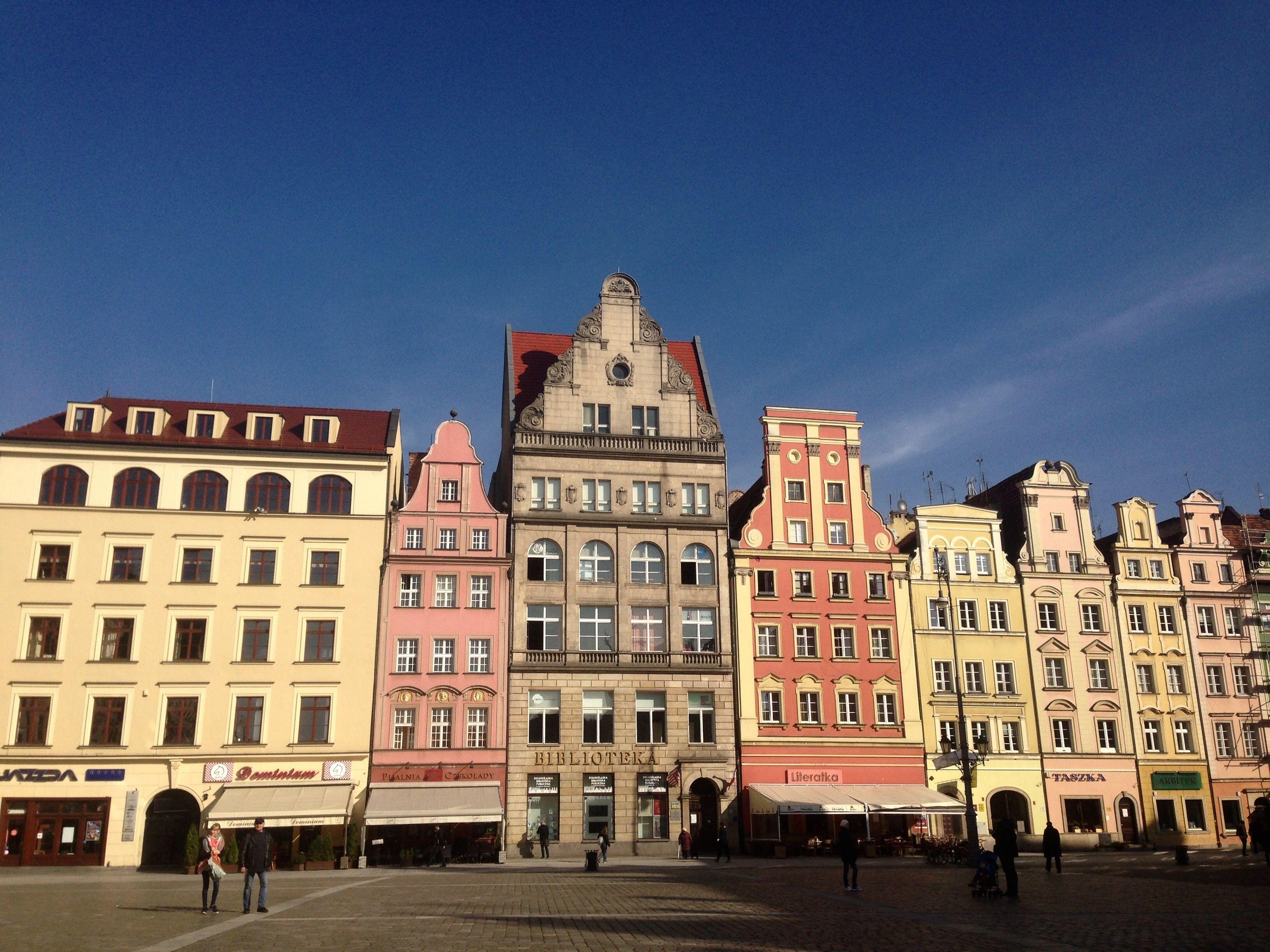 Wunderschönes Breslau