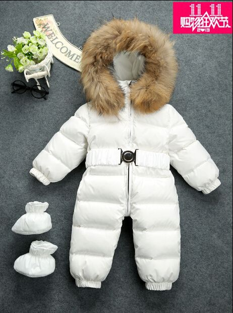ced7387cc 30 degrees baby Winter jumpsuit baby winter snowsuit Baby jumpsuit ...