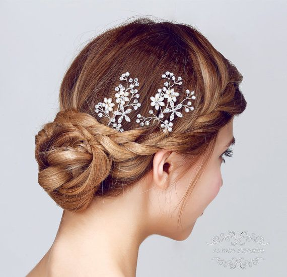 Pearl Wedding Hair Accessories Bridal Hair