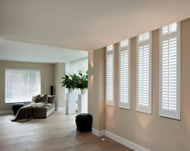 Woonkamer - Jasno Shutters & Blinds | Dream Home | Pinterest ...