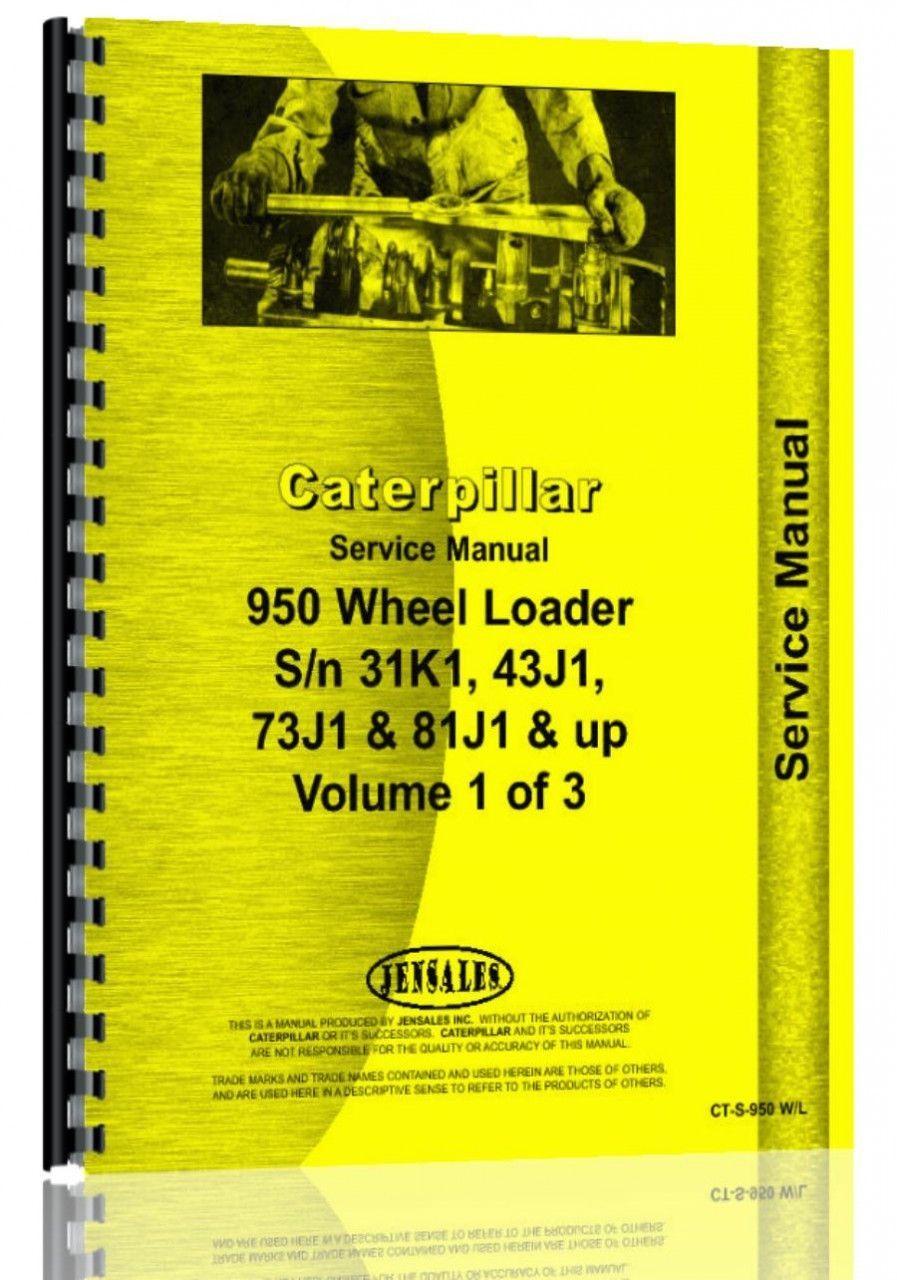 caterpillar 950 wheel loader service manual products pinterest rh pinterest ch 950C Caterpillar Wheel Loader Spec Caterpillar 950H Specifications