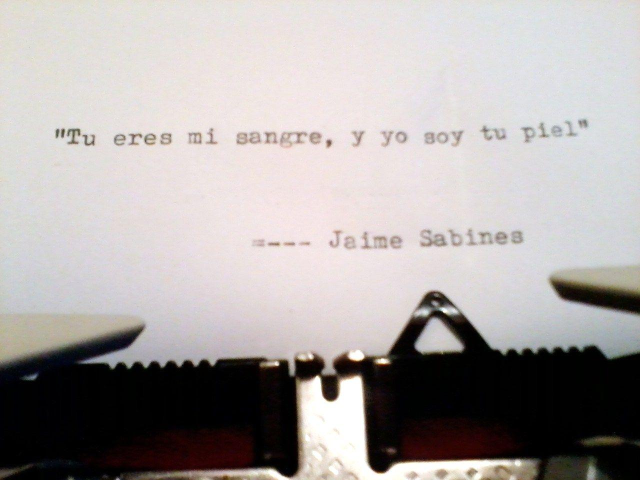 escribir poesia