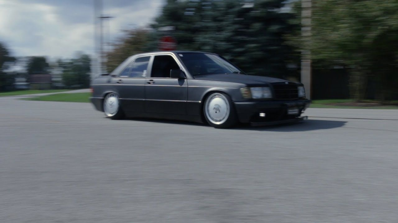 190E 2 3-16 - Ride Along and Engine Noise - by Tank Mouse