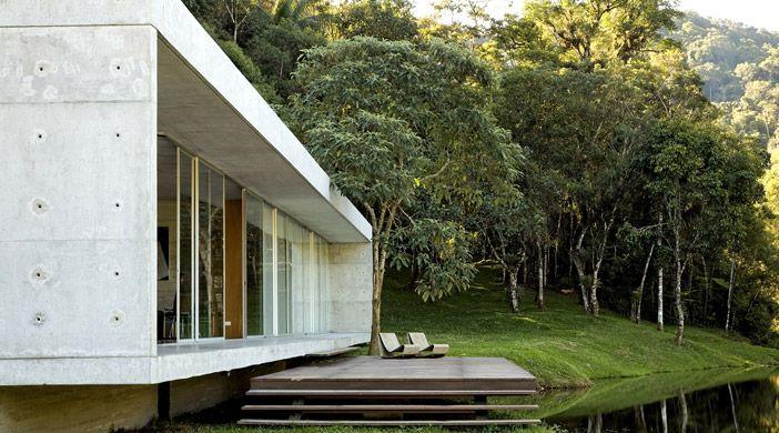 Residência São Luis do Paraitinga - Libeskindllovet Arquitetos | Galeria da Arquitetura