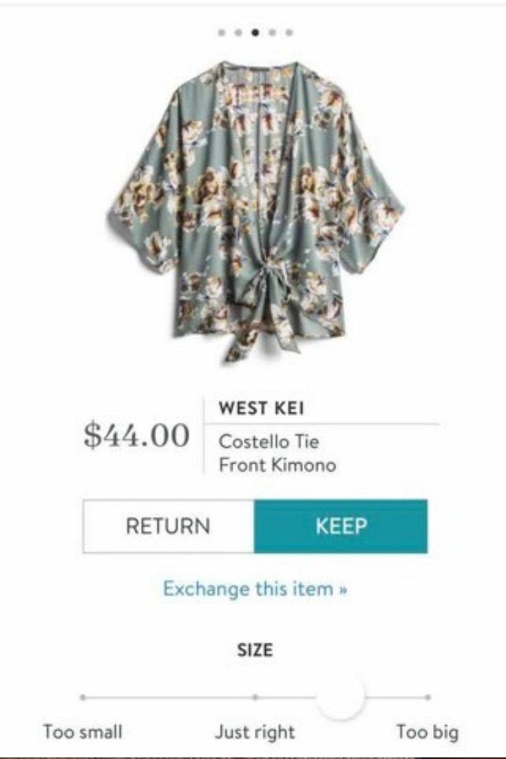 Stitch Fix Review June 2019 #stitchfix