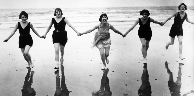 R sultat de recherche d 39 images pour ann e 20 3 femmes - Maillot de bain des annees 30 ...