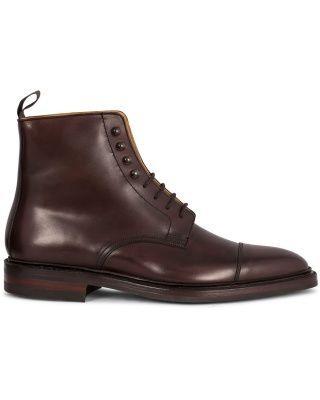 d58b77f6324 Crockett & Jones Northcote Boot Dark Brown Calf UK6,5 - EU40 | Shoes ...