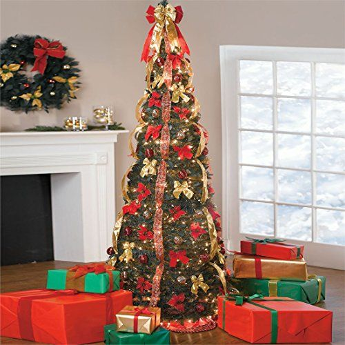 The best pre lit Christmas trees have a combination of a beautiful ...