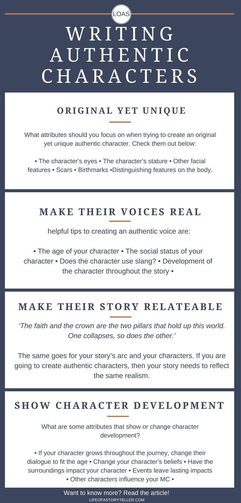 creative writing advice