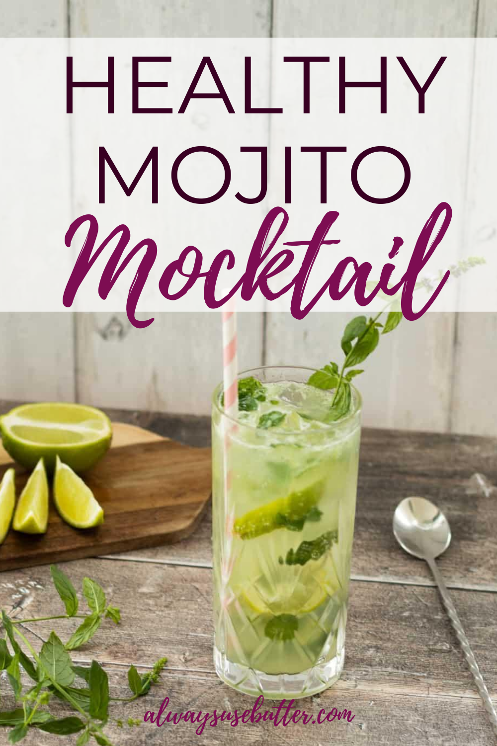 Healthy Mojito Mocktail Mojito Mocktail Fruit Infused Water Recipes Hot Drinks Recipes