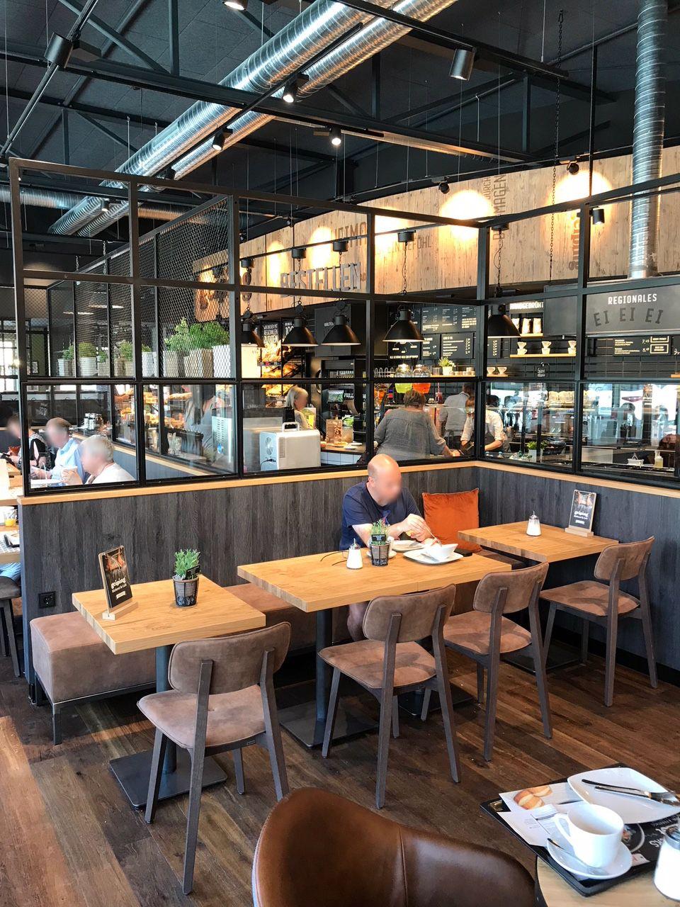 Untypisch Backerei Wohnlich Freundlich Verspielt All Diese Attribute Treffen Auf Die Einrich Gastronomie Mobel Gastronomieeinrichtung Cafe Einrichtungen