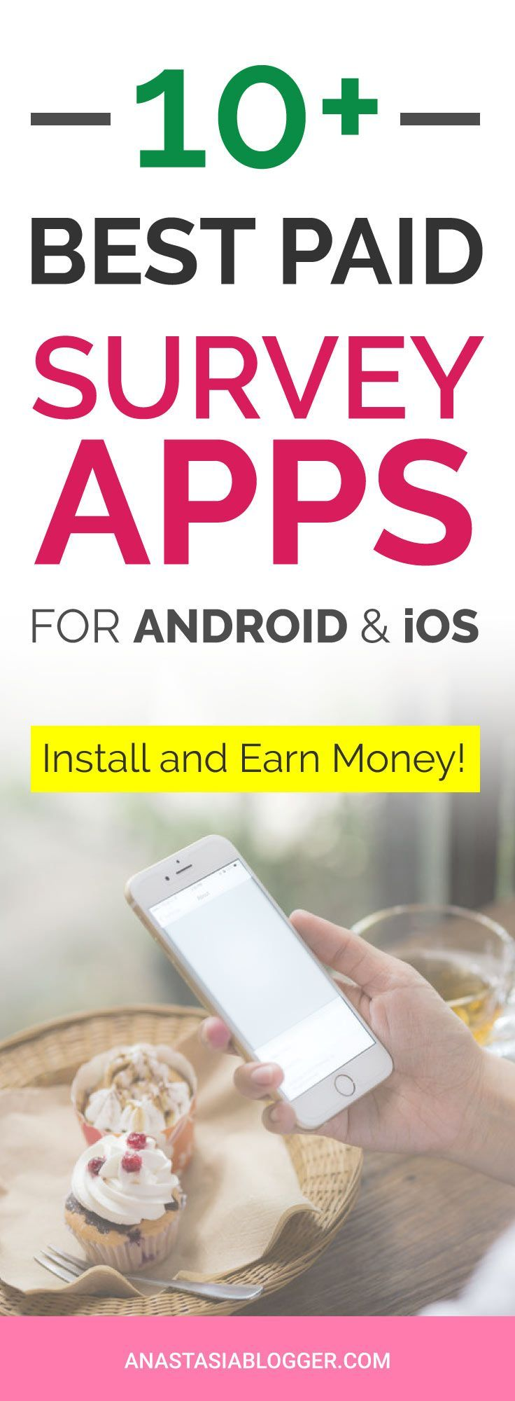 10 Best Survey Apps That Pay You Install On Android Or Ios