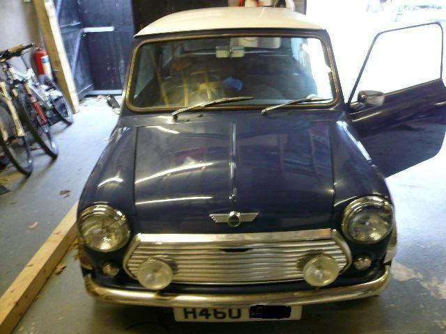 713f2d780a eBay  rover mini neon 998cc  classicmini  mini