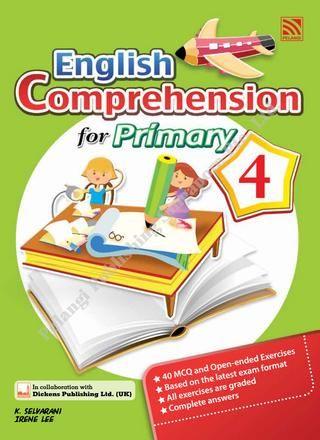 English Comprehension for Primary 4 | enkku | English