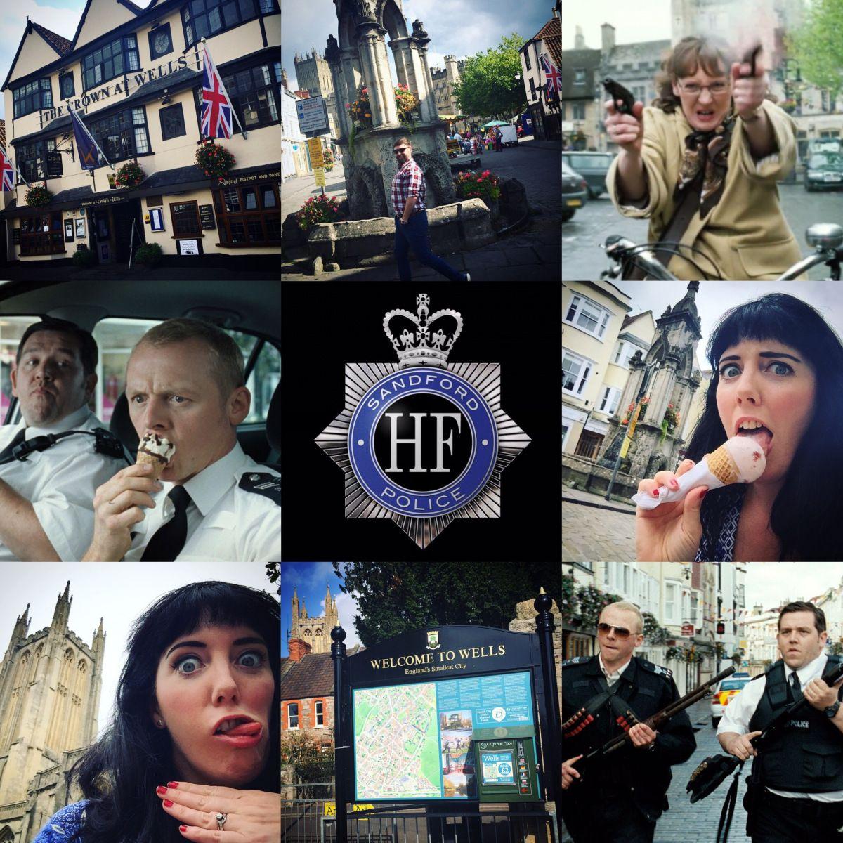 Investigating Hot Fuzz Filming Locations
