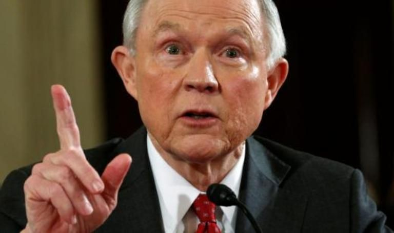 RELIGIOUS FREEDOM - The new, 84th Attorney General Jeff Sessions is expected to champion religious freedom in the US Justice Department.