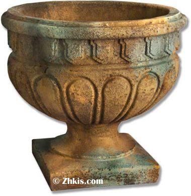 Decorative Large Urns Inspiration Roman Style Urn  Urn Roman And Urn Planters Inspiration Design
