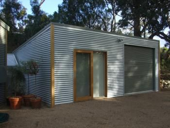 Skillion roof shed inspiring ideas pinterest garage for Shed roof garage plans