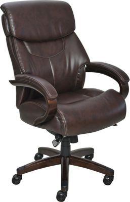 La Z Boy Harding Executive High Back Center Pivot Chair