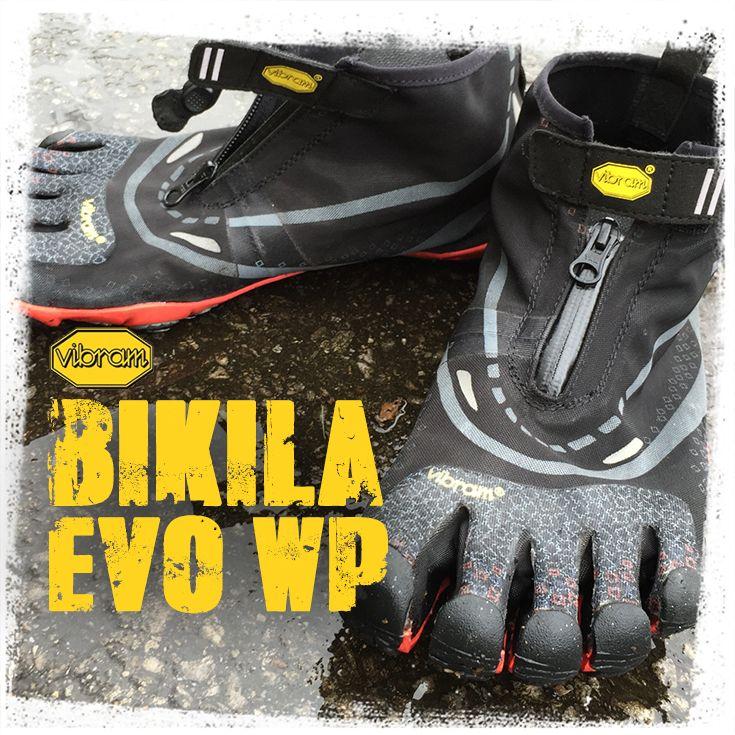 Waterproof shoes, Vibram fivefingers