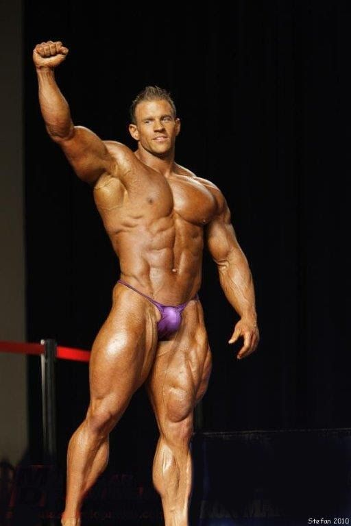 Male Muscular Power Bodybuilding Bodybuilders