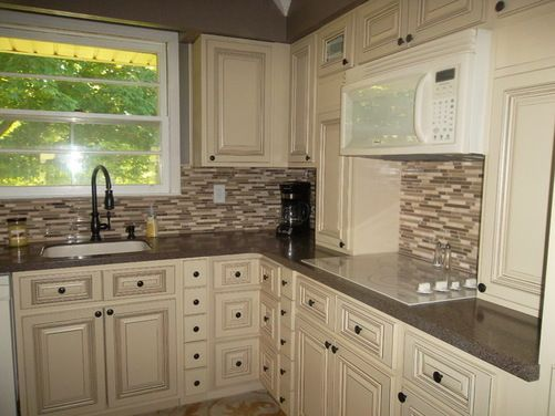 prob not off white cabinets oil rubbed bronze hardware with images off white cabinets on kitchen cabinets not white id=32660