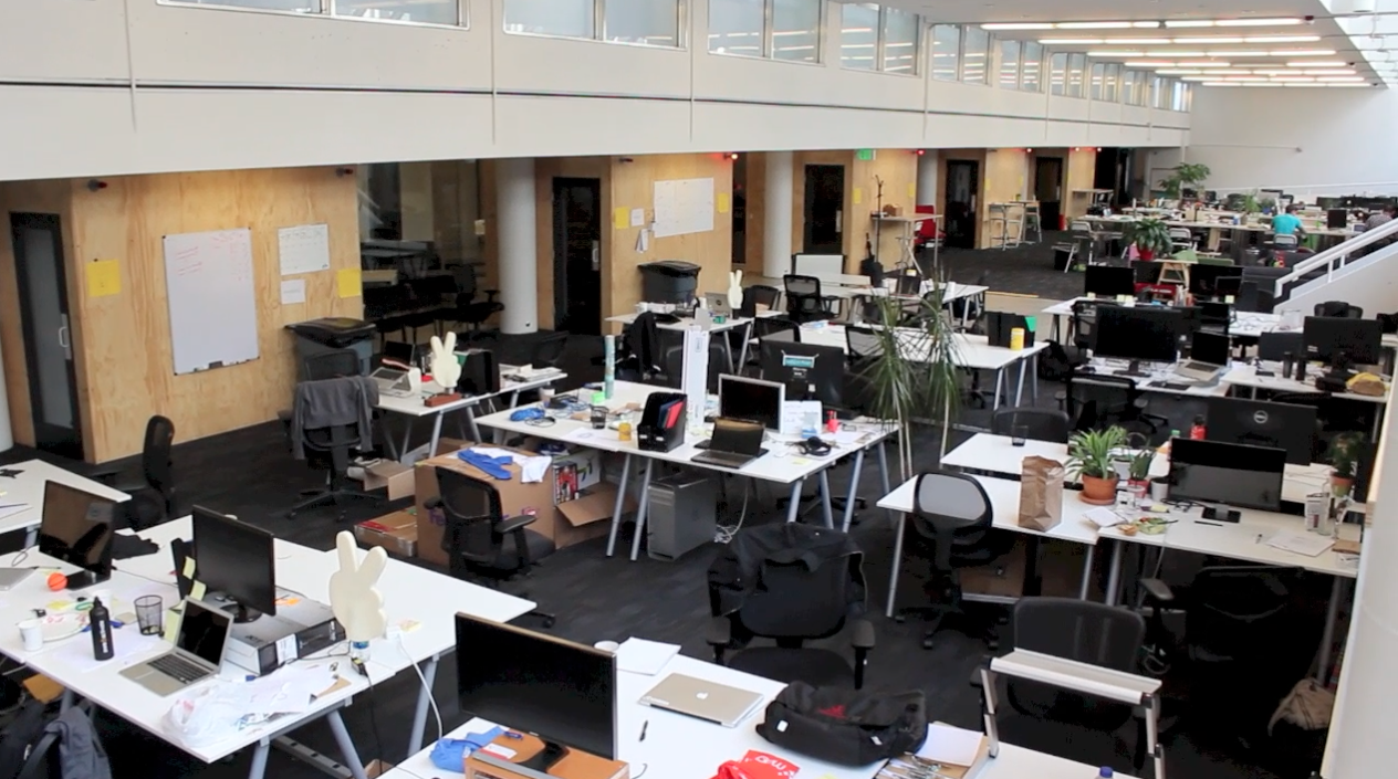 Mapping Seattle's incubators, accelerators and co-working spaces