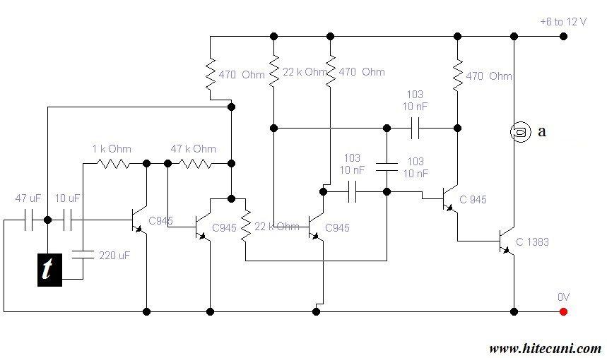 Combination Capacitor Circuits