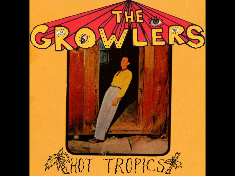 The Growlers Hot Tropics Full Album Band Posters Growler Album Art