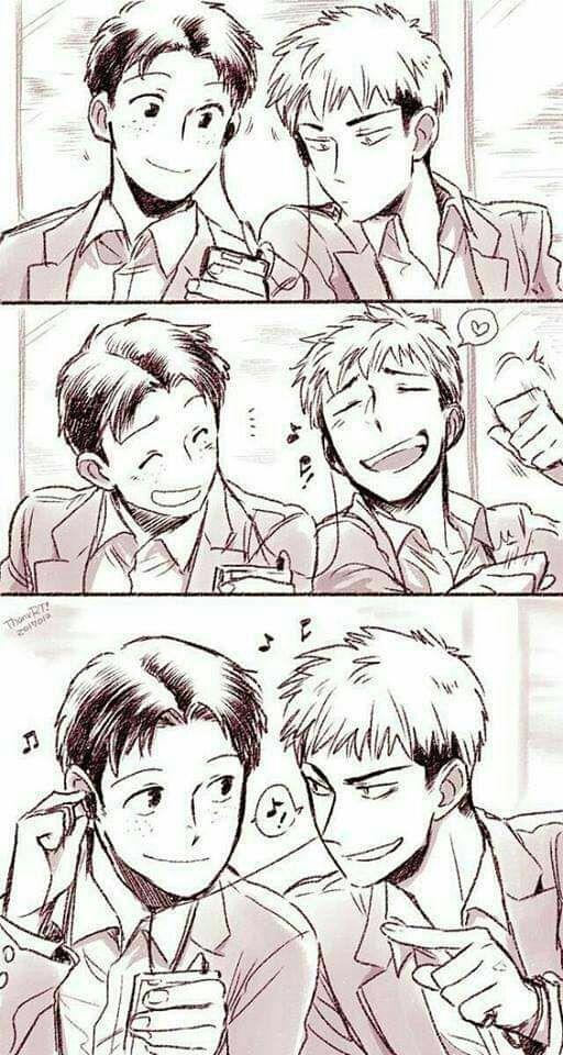 Tambien amo SNK 3♡ - Mini comic