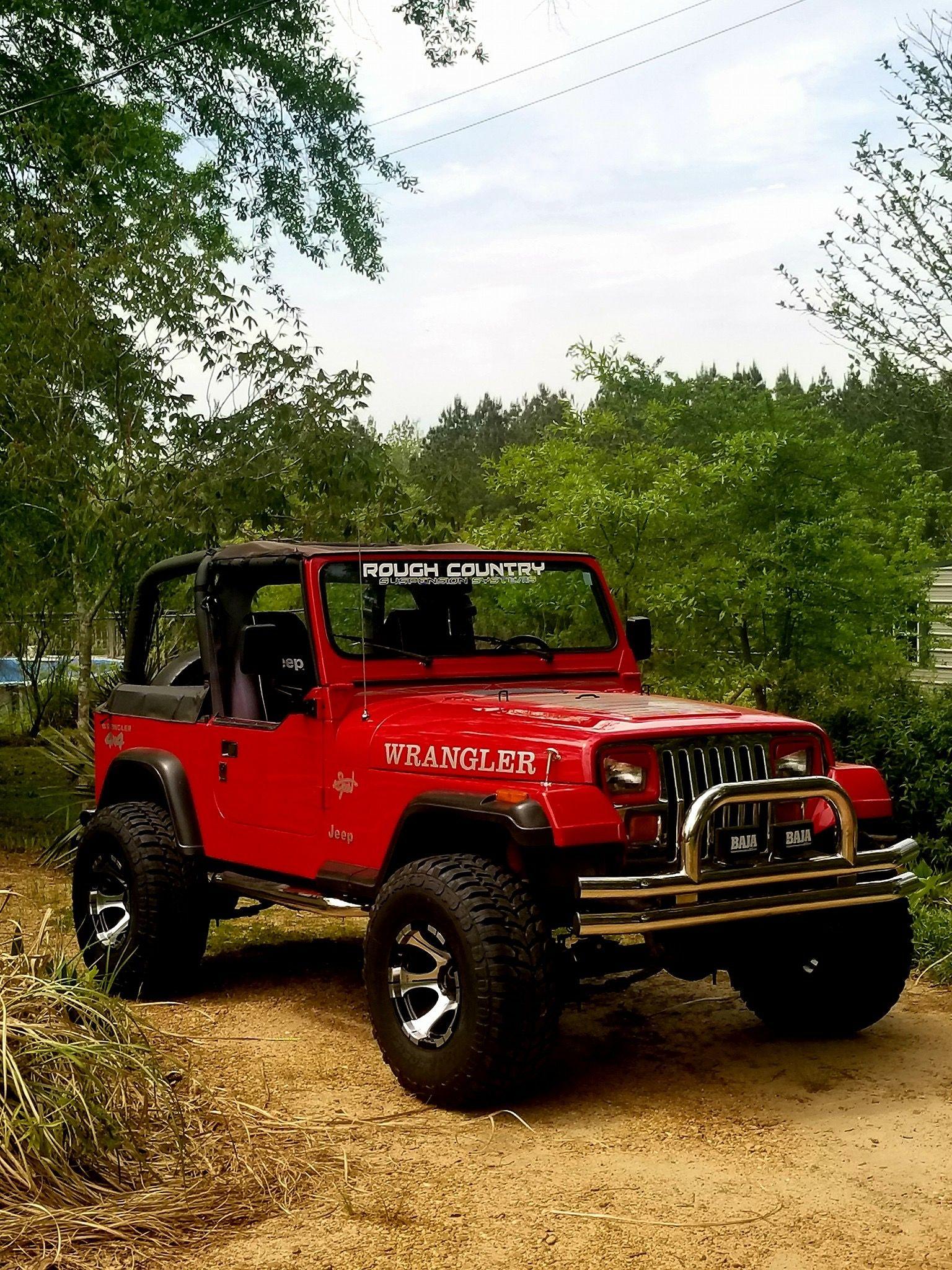 Pin De Tony Nyto En Jeep Yj Jeep Coches Autos